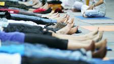 Yoga Flashmob 35