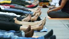 Yoga Flashmob 40