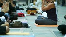 Yoga Flashmob 45