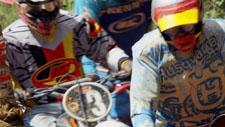 Motocross Rennen 45
