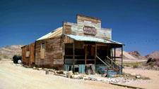 Geisterstadt Rhyolite in Nevada 01