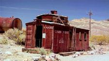 Geisterstadt Rhyolite in Nevada 02