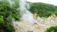 Schwefelquellen auf St. Lucia 01