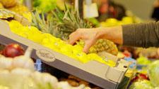 Zitronenkiste auf dem Markt 02