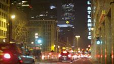 Hauptstraße bei Nacht 05