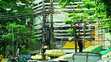 Kabelmast in Bangkok 02