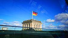 Bundestag Dach 02