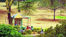 Parkanlage in Nairobi (Kenia) 01