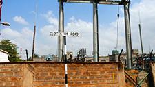 Elektrizitätswerk in Nairobi (Kenia) 01