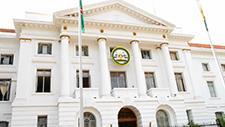 Parlamentsgebäude in Nairobi (Kenia) 01