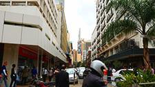 Innenstadt Nairobi (Kenia) 10