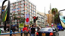 Innenstadt Nairobi (Kenia) 11