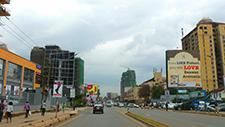 Innenstadt Nairobi (Kenia) 12