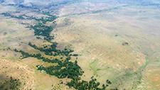 Serengeti (Kenia) von oben 16