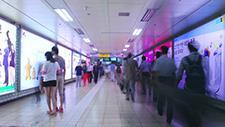 Seoul Bahnhof Zeitraffer 05