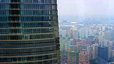 Hochhaussiedlung in Asien (Peking) 05