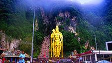 Batu Caves Hindu Statue 02