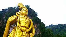 Batu Caves Hindu Statue 05