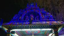 Batu Caves hinduistischer Tempel 01