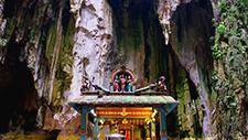 Batu Caves hinduistischer Tempel 03