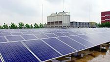 Solaranlage auf Dach 01