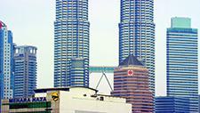 Petronas Towers in Kuala Lumpur (Malaysia) 13