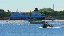 Stockholm Hafen 08