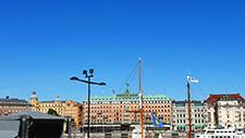 Mast eines Segelschiffes 03