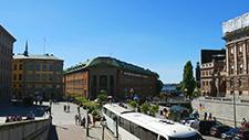 Fussgängerzone Schweden (Stockholm) 01