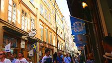 Fussgängerzone Schweden (Stockholm) 02