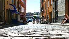 Fussgängerzone Schweden (Stockholm) 03