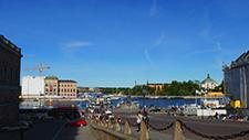 Fussgängerzone Schweden (Stockholm) 05