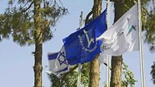 Israelische Flagge 01