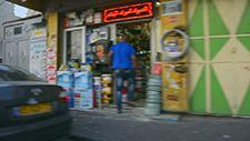 Taxifahrt durch Jerusalem 11