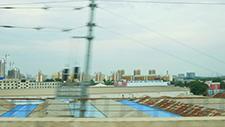 Zugfahrt durch China 01