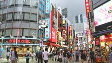 Tokyo Fussgängerzone 03