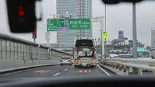 Stadtverkehr in Tokyo 07