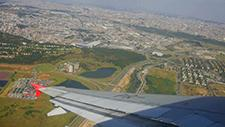 Landeanflug Rio de Janeiro 01
